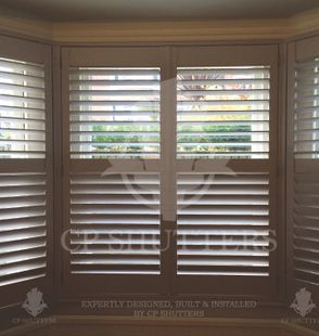 interior wooden shutters by cp shutters in brentwood