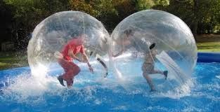Water zorbing | Blyth, Cramlington, Ashington, Newcastle