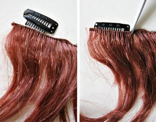 Extensions to die for