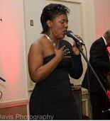 Lolita Singing with Silkee Smoove Band