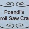 Pohandl's scroll saw  gifts