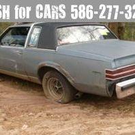 Cash for Junk Cars 586-277-3249