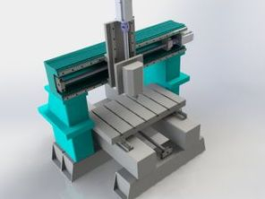 Custom CNC Milling machine
