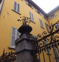 "ravel, home with beautiful fenceo, varenna, lake como, italy"">"