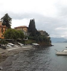 "ravel, boats on the lake, varenna, lake como, italy"">"