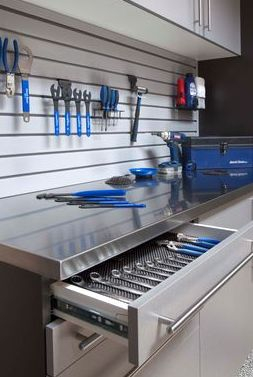hand tool storage options