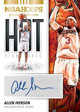 Hoops Iverson Auto