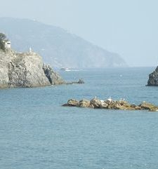 "ours.jpg alt=womens travel, view out to sea, cinque terre, italy"">"