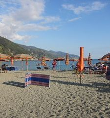 "ours.jpg alt=womens travel, daytime at the beach,monterosso al mare ,cinque terre, italy"">"