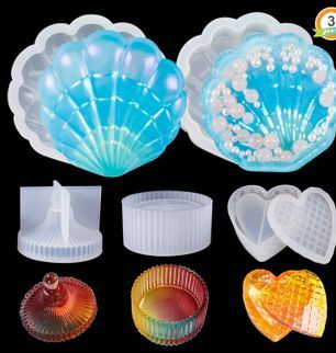 resin silicon moulds