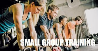 fit and healthy centre - small group training