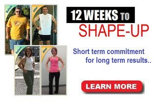 fit & healthy - 12 weeks to shape-up