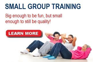 fit & healthy - small group training