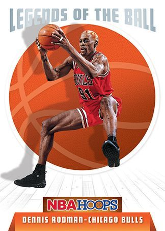 Dennis Rodman Hoops Card