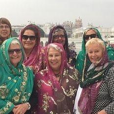 "<img src=""australian womens travel.jpg alt=womens tours,travel group with glittery scarves, amritsar, india "">"