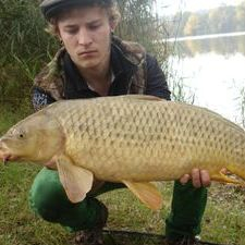 Carp-Catfishing river Ebro Spain