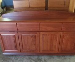 custom jarrah furniture