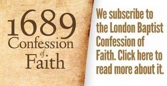 1689 confession of faith
