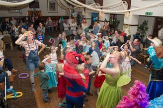 Superhero Party Essex London and Kent The only Way Is Entertainment -