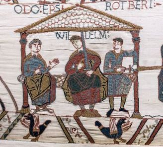 Bayeux Tapestry, Bayeux, Normandy