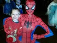 Spiderman Parties in Essex, London and Kent