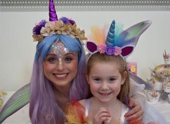 Unicorn Party Entertainer - Kids Party