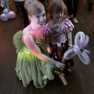Tinker Bell Party Entertainer Essex, London and Kent