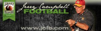 Jerry Campbell  excellent football coaching mateial
