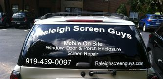 Screened Porch Repair and Replacement in Holly Springs, NC