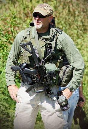 A.W. Marvin, Sergeant Polk County Sheriff's Office, COPS, PROCAP/CST Units, U.S. Army's Reserve SRT Unit, 317th MP Battalion