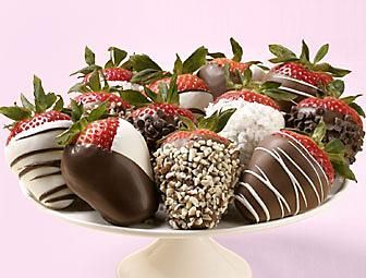 Chocolate dipped Strawberries to Order