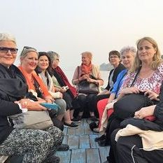 """<img src=""""australian womens travel.jpg alt=womens tours,travel group on boat on the ganges, india """">"""