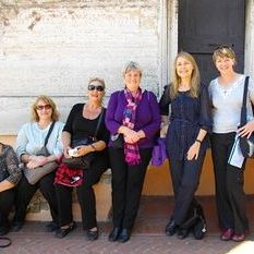 "<img src=""australian womens travel.jpg alt=womens tours,travel group on the roof of the vatican "">"
