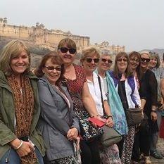 """<img src=""""australian womens travel.jpg alt=womens tours,travel group outside amber fort, jaipur """">"""
