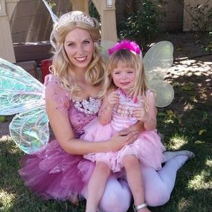 fairy princess party los angeles