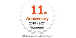 Vulcan Racing is 11 years old - celebrating offering value in motorsport since 2010