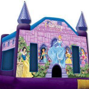 disney Princess bounce house (13'x13')