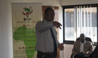 RCP Workshop for the rights to education