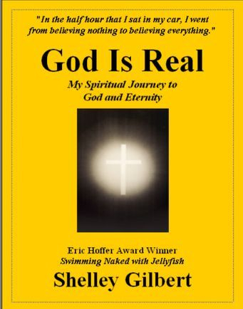 Spiritual Memoir Book by Shelley Gilbert