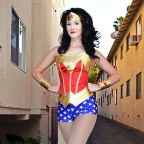wonder woman birthday party character superhero los angeles
