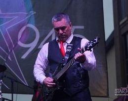 Michael Dones @ Blues BQ Event