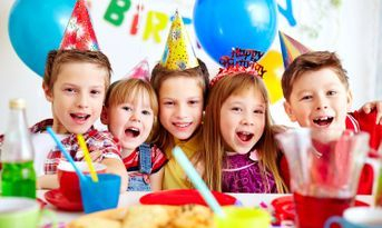 Children's party entertainers Essex and London