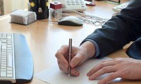 Une consultation juridique, préalable à la prise en charge d'une affaire.