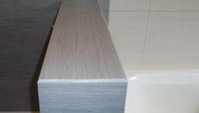 Diamond bullnose polished ledge