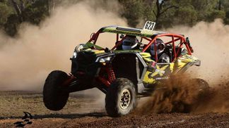 Buggy turbo driving Adelaide
