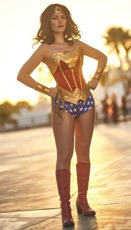 wonder woman party birthday party los angeles ideas