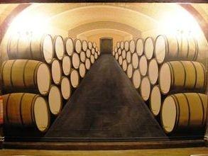 hawkenbury pub wine cellar mural trompe loeil optical illusion barrels basement hand painted