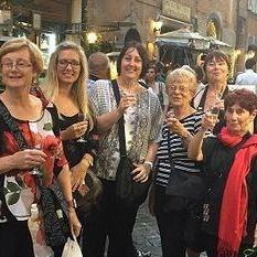 """<img src=""""australian womens travel.jpg alt=womens tours, travel group having aperitifs in rome"""">"""