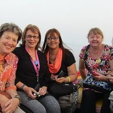"""<img src=""""australian womens travel.jpg alt=womens tours,travel group on the ganges, varanasi, india """">"""