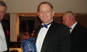 Peter Burchill Vulcan Racing 2013 Awards Cockshoot Cup MGCC